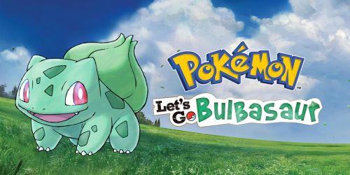 Pokmon Let's go Bulbasaur by PeterisBeter