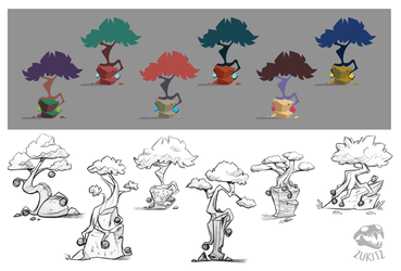 Tree Concepts by Zukitz