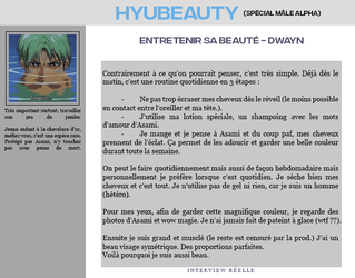 Hyubeauty #2 by Eoleee