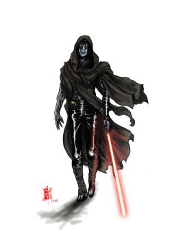Sith by thedarkestseason