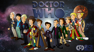 The 11 doctors by CPD-91