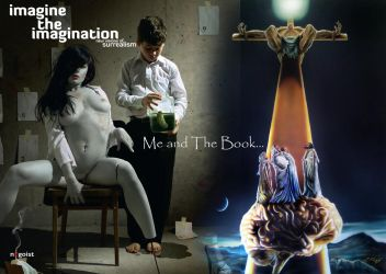 Me and The Book.... by anubis