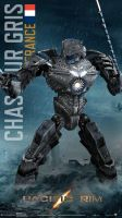 Pacific Rim - Chasseur Gris [FR] by WormWoodTheStar