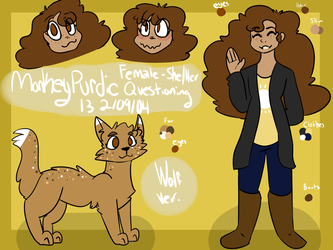 Monkey ref 2017 by BubblyProductions