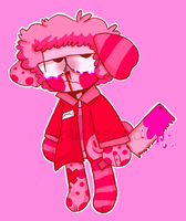pink n sad by spacescoob