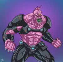 Despero (Earth-27) commission by phil-cho