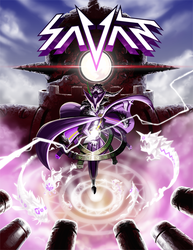 Savant Tour Poster by Imson