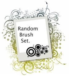 Random Brushes by Tink-ling