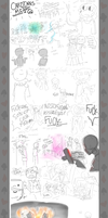 Cardians Dump 2 by Fuzzlespup