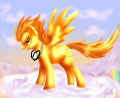 Spitfire by Forumsdackel