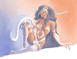 Felicia in Warms by deep-south-demon