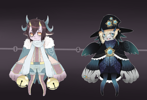 Adopts::paypal Auction capes and shorts CLOSED by Pandastrophic
