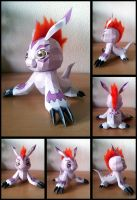 Gomamon by Destro2k