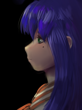 Konata profile by Marcotonio-desu