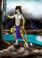mountain king by Shadow-lightning