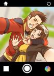 ironwasp: wanna stop for a selfie? by iwaki-0