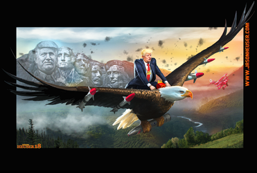 2018: Trump's NeverEnding Story by SharpWriter