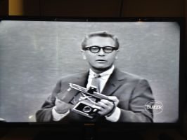 Scene from a Password episode w/Allen Ludden by dth1971