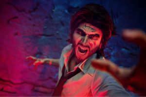 The Wolf Among us - Bigby Cosplay by MaryMustang01