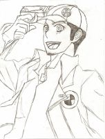 junpei iori by armor-dragon-knigth2
