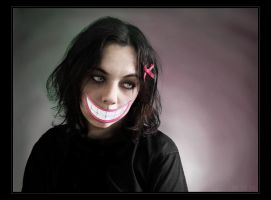 A Smile and a Ribbon by nonperson