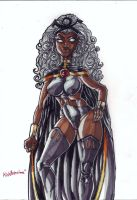 Storm Sketch by KirbBrimstone