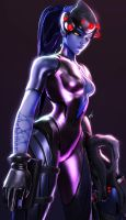 Neon Spyder by Its-Midnight-Reaper