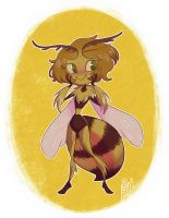 Bee by SuperOotoro