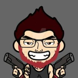 Gun Toting Avatar by citistyle