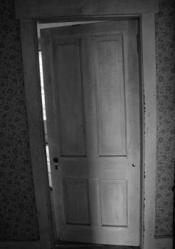 S.S. Old Door by shudder-stock