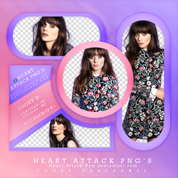 Photopack Png Zooey Deschanel by Ricardo-Swift22