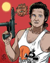 Big Trouble In Little China  by MonsterIslandStudios