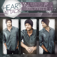 Pack Png 178 - Jared Padalecki by BEAPANDA