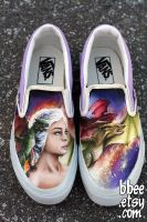Game of Thrones Shoes by BBEEshoes