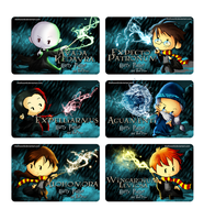 Harry Potter Tributes by Thiefoworld