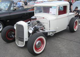30 Ford Model A PU by zypherion