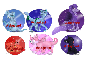 Rare diaixie adoptation | closed| by TheWarriorDogs