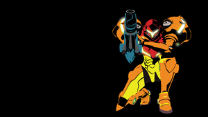 Samus Returns by Oldhat104
