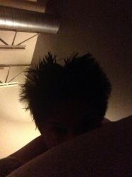 Messy hair by MJandGhostAdventures
