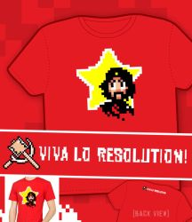 Viva lo resolution by raven8t8