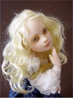 Cinderella detail by Inchelina
