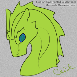 Osask's Caisk by Hannawolf
