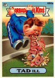 Garbage Pail Kids: Tad Ill by TheMackOfHorror
