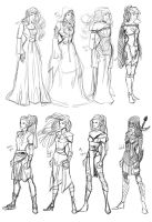 [ToA] Dressss up by KrasnyZmeya