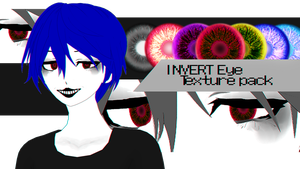 INVERT Eye Textures Pack DL by ALRGN