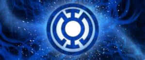 Blue lantern corps by Groltard