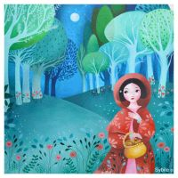 Chaperon Rouge by SybileArt