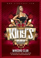 King's Day Flyer by n2n44