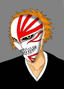 Hallow Ichigo by Agent-G