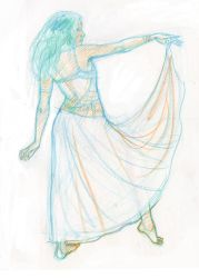 May Belly Dancer 16 by ChristineAltese